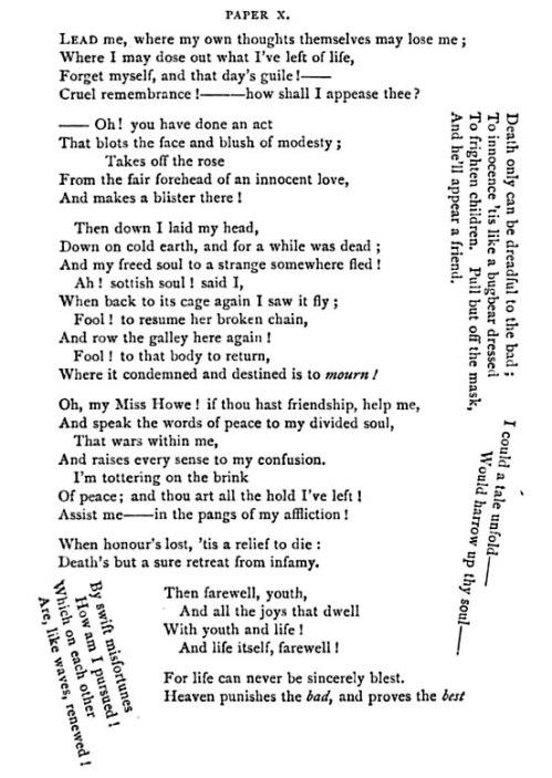 Samuel Richardson's Clarissa